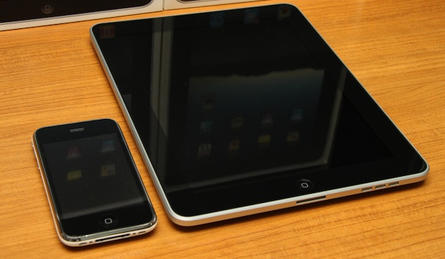 iPad & iPhone