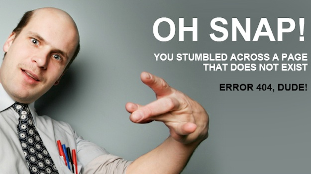 5 of the Best 404 Error Pages and How to Build Your Own