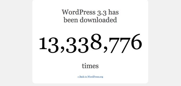 WordPress Download Counter