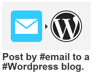 Email to WordPress IFTTT Recipe