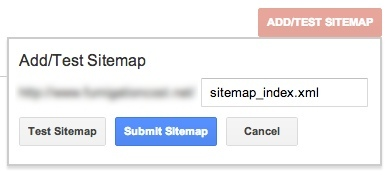 Add Sitemap