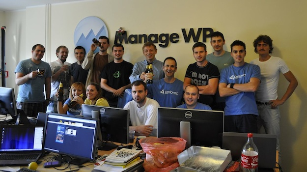 What Our Recent Website Relaunch Celebration Means for ManageWP
