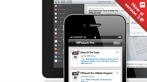 WPtouch: The Best Mobile Theme Solution for WordPress?