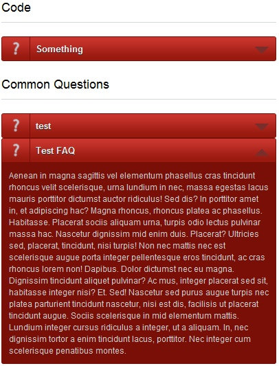 Sugar FAQs WordPress Plugin