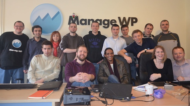 The Entire ManageWP Team Meet in Belgrade!