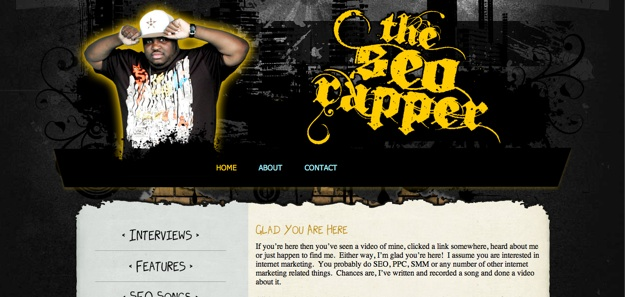 The SEO Rapper