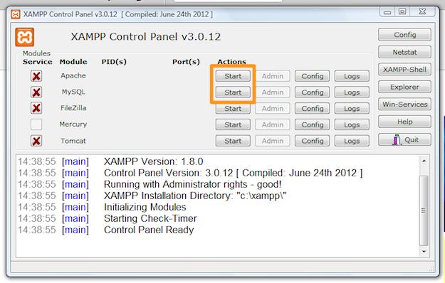 How to create a local wordpress website in windows with xampp managewp xampp stopboris Gallery