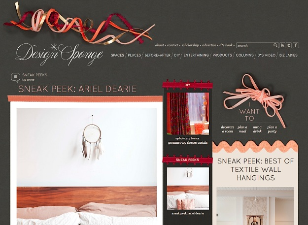 Design*Sponge - Beautiful WordPress Design