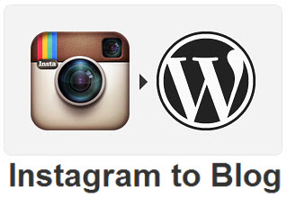 Instagram to WordPress IFTTT Recipe