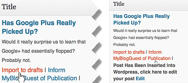Review, Publish Articles and Inform Authors of New Articles - MyBlogGuest