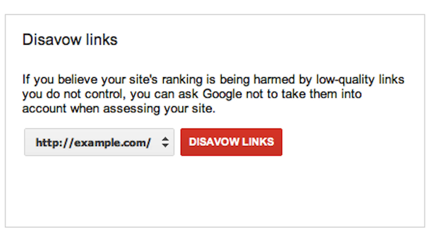 Clean Up Your Site's Backlink Portfolio with Google's New Disavow Links Tool