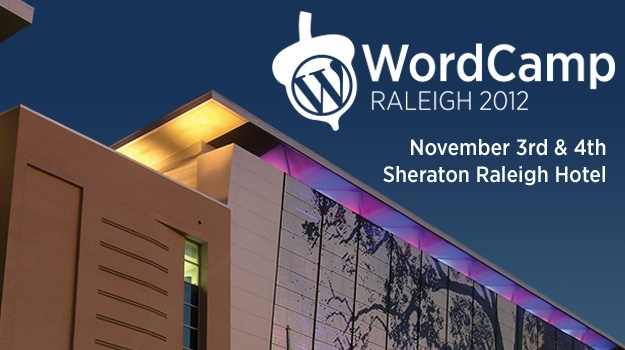 Attend the WordCamp Raleigh 2012 This Weekend!