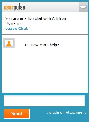 Live Chat by UserPulse - WordPress Plugin