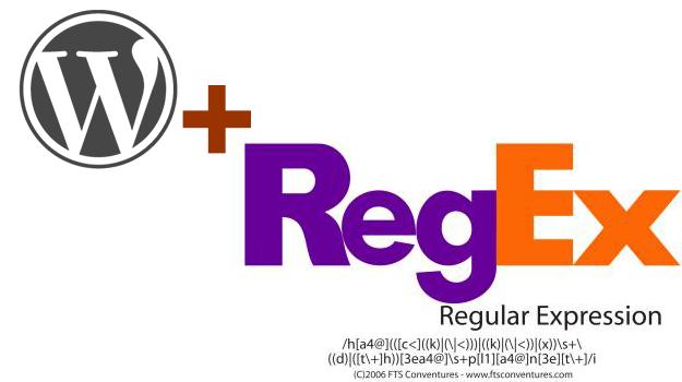 Regex WordPress Redirect