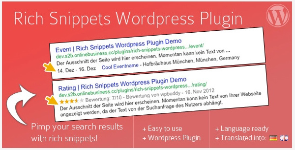Rich Snippets - Premium WordPress Plugin