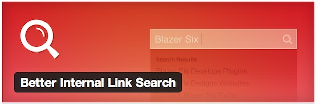 Better Internal Link Search