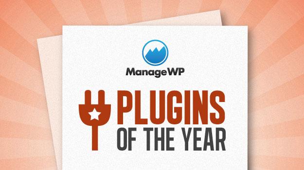 ManageWP's Free WordPress Plugins of the Year