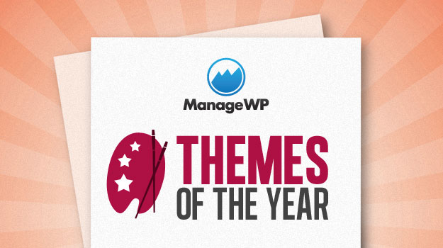 ManageWP's Free WordPress Themes of the Year