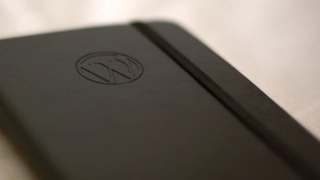 WordPress Notebook