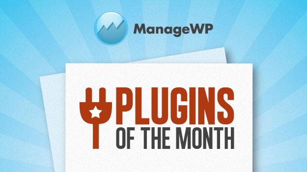 WordPress Plugins of the Month
