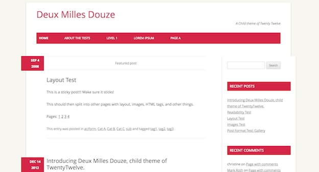 Duex Mille Douze
