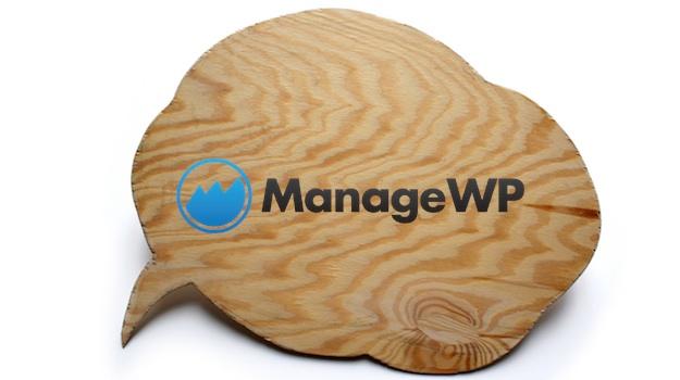 ManageWP Feedback