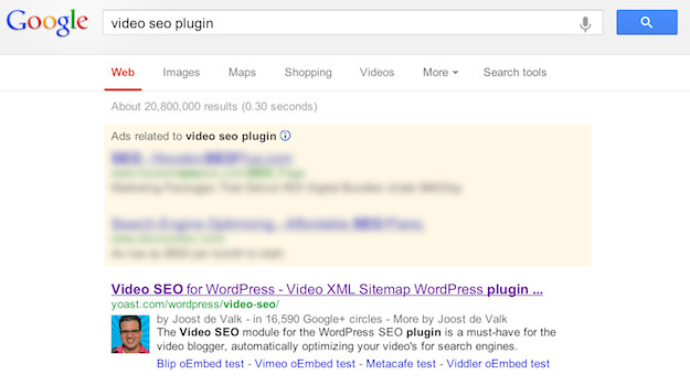 Video SEO Plugin