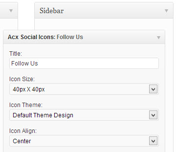 Social Media Floating Icon for WordPress