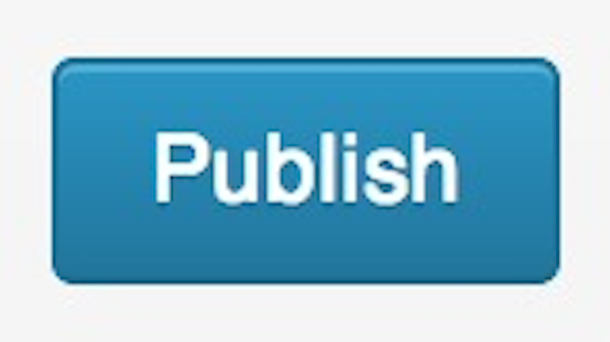 Publish button.