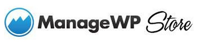 The ManageWP Store logo.
