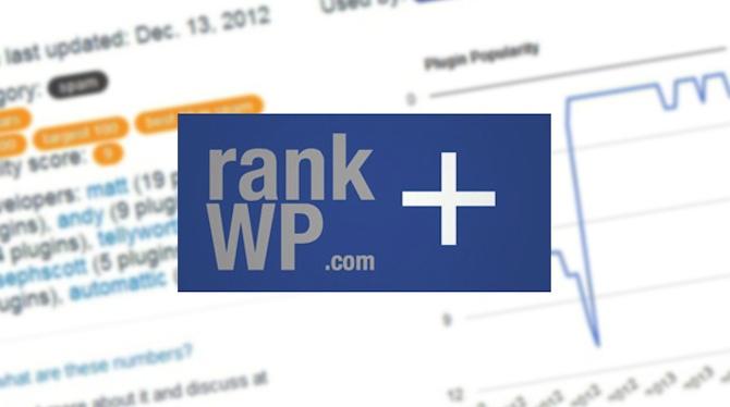 RankWP Logo.