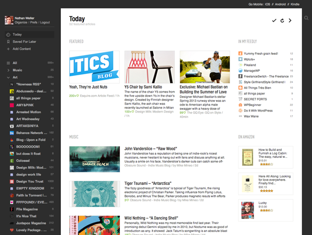 Curating-Content-for-WordPress-Feedly