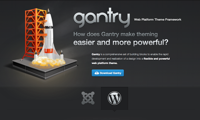 Gantry Theme Framework