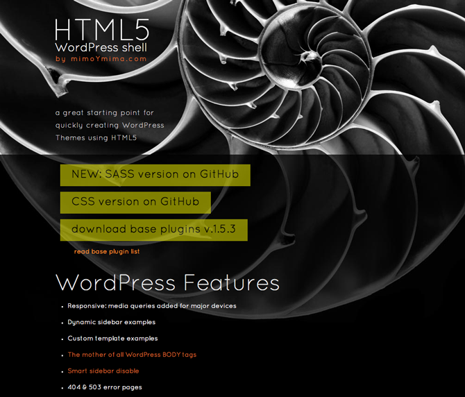 ManageWP-Complete-Guide-to-WordPress-Frameworks-HTML5-WordPress-Shell