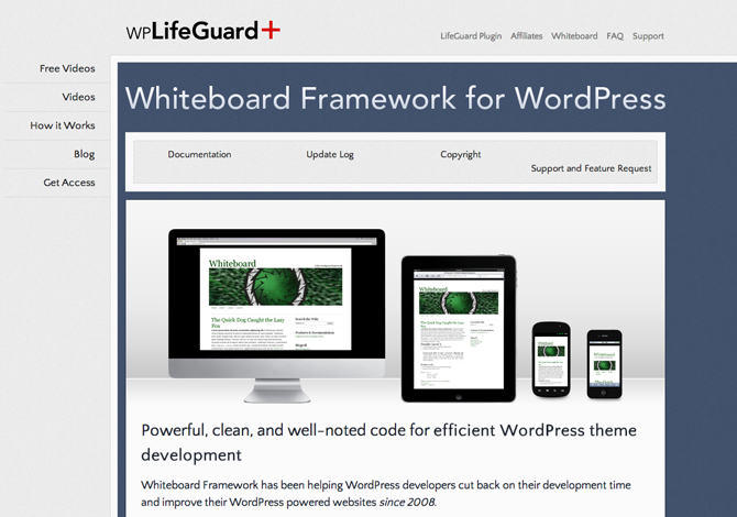 ManageWP-Complete-Guide-to-WordPress-Frameworks-Whiteboard