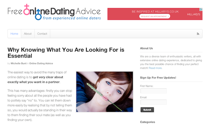 Online dating sites that work