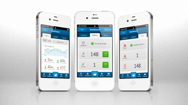 ManageWP iOS