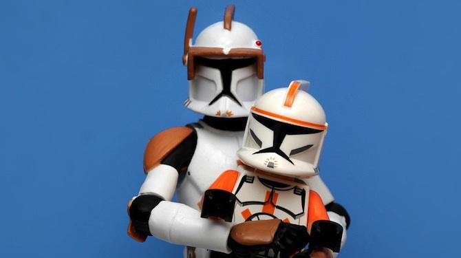 Stormtrooper Clones