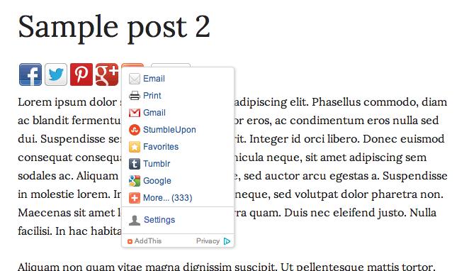 social share plugins 8