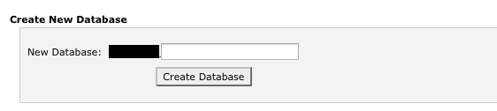 create-new-database