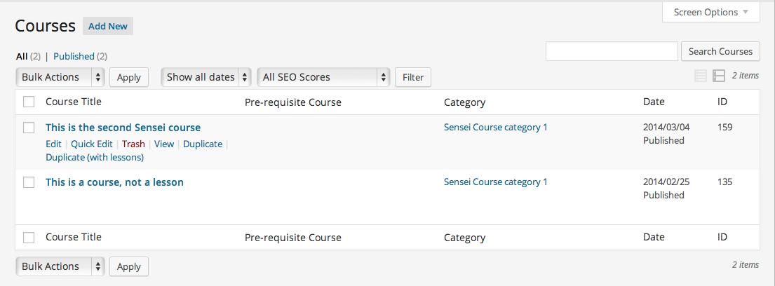 sensei-courses-list-with-duplicate-option