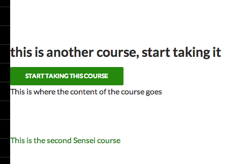 sensei-start-taking-course