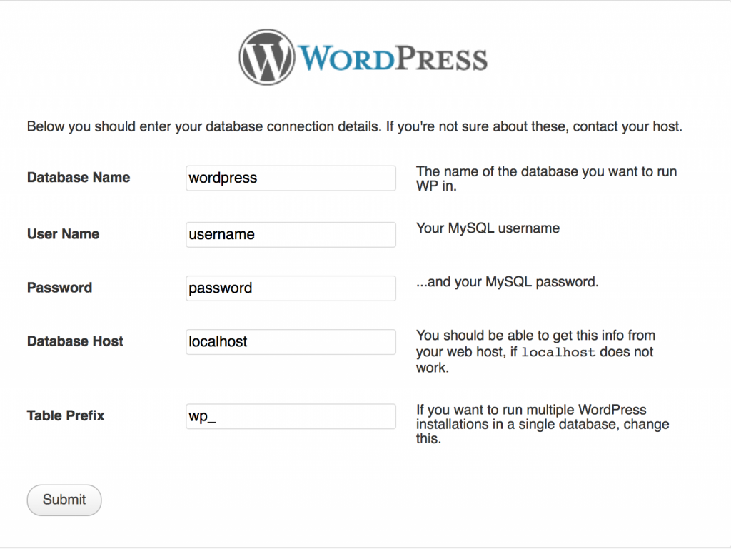 How to edit WordPress core files