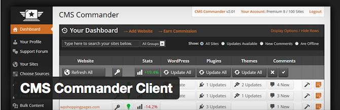 CMS Commander Client