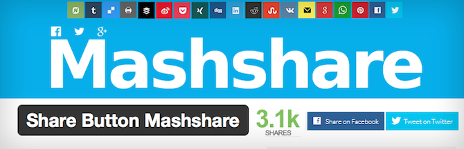 Share Button Mashshare