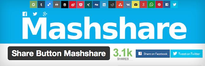 Share Button Mashshare