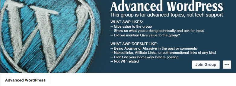 Advanced WP