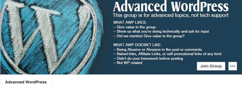 Advanced WP