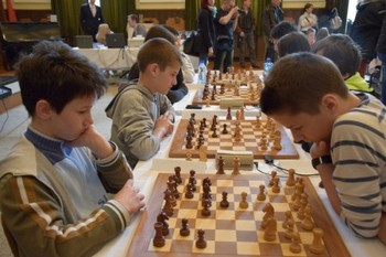 International youth chess tournament