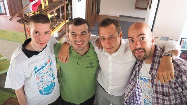 ManageWP Team!